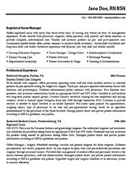 Before Version of Resume, Sample Media Resume