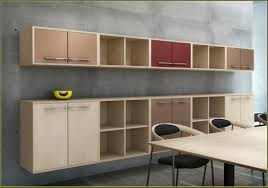 office wall cabinets. Delighful Cabinets Wonderful Design Ideas Office Wall Cabinets Mounted Storage For Shelves And  Modest Decoration Home Enclosed Shelving Units Cabinet Furniture Hanging Living  E
