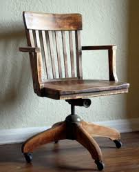 modern wooden chair front view. Modern Home Design With Opened Space - Front View Decor Bedroom Interior Decoration Lovely Vintage Wood Desk Chair. Wooden Chair A