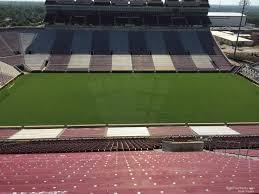 Oklahoma Memorial Stadium Section 106 Rateyourseats Com