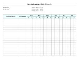 Employee Spreadsheet Template Work Schedule Spreadsheet Template