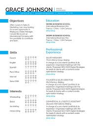 Very Simple Resume Simple Resume Template Consequential Resume Mycvfactory