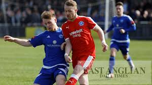 Leiston manager delighted to bring former Ipswich Town man Byron Lawrence  back from Billericay Town | East Anglian Daily Times