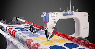 Q'nique 21 | Q'nique Long Arm Quilting Machine & Q'nique 21 Long Arm Quilting Machine Adamdwight.com