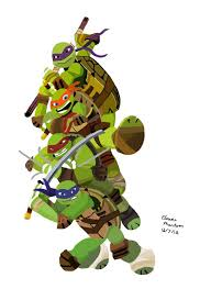Small Picture 52 best Ninja Turtle Birthday Party images on Pinterest Ninja