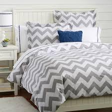 Modern Grey Chevron Bedding : Beauty Grey Chevron Bedding Sets ... & Modern Grey Chevron Bedding Adamdwight.com