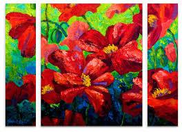 multi panel 3 piece art