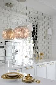 mirror tile contemporary mirrored wall tiles in subway this would be pretty a bathroom plans mirror glass tile backsplash