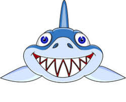 smiling shark clipart. Fine Smiling To Smiling Shark Clipart Y
