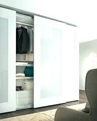 mirrored closet doors door installation mirror custom bypass image o