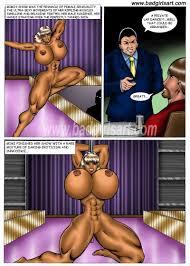 Mimi Blackmailed Bad Girls Art porn comix