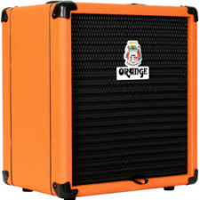 Отзывы о Бас-<b>гитарный усилитель Orange</b> CR50BX Crush Pix