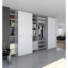 system with continuous bottom guide profile for room height sliding doors hawa ordena 70 f onward hardware
