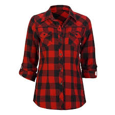 FULL TILT Buffalo Plaid Womens Flannel Shirt | liked on Polyvore ...
