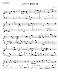 * where transpose of kiss the rain sheet music available (not all our notes can be transposed) & prior to print. Yiruma Kiss The Rain Sheet Music Pdf Free Score Download