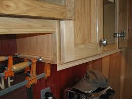 Carpenter Kitchen Cabinet Installing Molding For Under Cabinet Lighting A Concord Carpenter