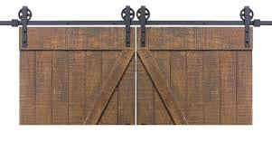 vintage pocket door hardware. Heavy-Duty Double Door | Vintage Sliding Barn Hardware Pocket N
