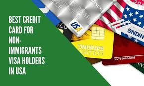 The last two are secured cards. Best Credit Card Offer In The Usa 2021 Non Immigrants Visa Holders