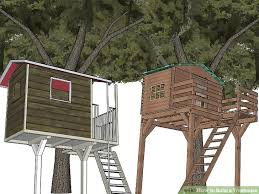 Image Blueprint Image Titled Build Treehouse Step Wikihow The Best Way To Build Treehouse Wikihow