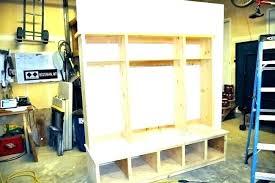 garage locker plans