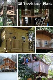 tree house designs. 38 Brilliant Tree House Plans Designs