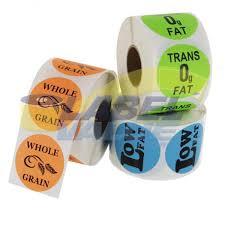 custom labeling stickers custom printed deli labels labelvalue com