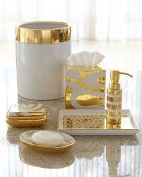 Gold Bathroom Majestic Brown Bathroom Sets Home Design Ideas Ibuwe Intended For