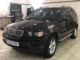 BMW 5 Series 2002 bmw x5 4.4 i for sale : SPORT!! 2002 BMW X5 4.4 V8 4X4 / MOT MARCH 2018 / FULL BLACK ...