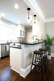 half wall ideas between living room and kitchen extraordinary lighting regarding property granite dressers coffee table