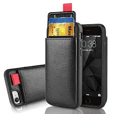 lameeku iphone 8 wallet case iphone 7 leather case shockproof iphone 7 case with