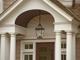Size Of Front Porch Lights  Decoto - Exterior hanging light