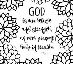 Bible Verse Coloring Pages Christian Coloring Pages With Verses