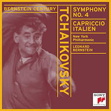 Charts Italien Bernstein Century Tchaikovsky Symphony No 4 Capriccio