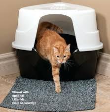 corner cat litter box furniture. Cat Box Furniture Corner Litter Boxes Trays From View Larger