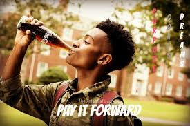 tyrese gibson joins coca cola pay it forward program the  pay it forward