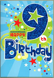 free childrens birthday cards childrens birthday card for nine 9 year old boy free 1st class