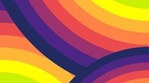 Desktop wallpaper abstract, circles ...