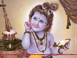 Baby Lord Krishna Wallpapers - Top Free ...