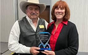 Darlene Aldridge Awarded the Elmer Parker Lifetime Achievement Award