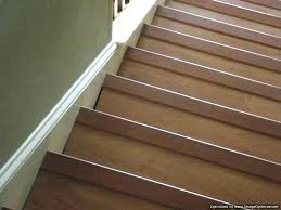 vinyl flooring on stairs laminate stair nose installation nosing decorating graduation how to install allure viny