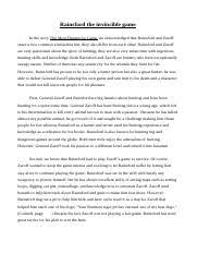 the most dangerous game essay it sets a tone that interests the 2 pages the most dangerous game essay