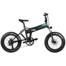"""<b>Fiido M1</b> Folding <b>Electric</b> Mountain <b>Bike</b> 20"""" Wheels 4 Inch Fat Tire ..."""