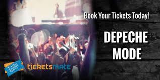 Depeche Mode Tour Tickets Depeche Mode Concert Tickets