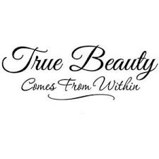 Quote Beauty Inside Best of True Beauty Quote Inside Out