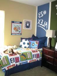 sports themed bedding bedroom good boys ideas