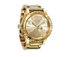 cheap nixon watches for men usa uk the 51 30 bracelet watch gold
