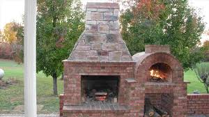 rhbistrodrecom simple diy outdoor fireplace with pizza oven plans home design planning rhbistrodrecom elegant how to
