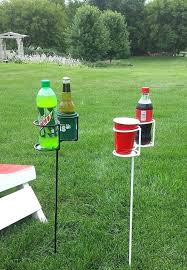 outdoor cup holder homemade outdoor cup holders ideas outdoor drink holders lawn outdoor cup holder small drink
