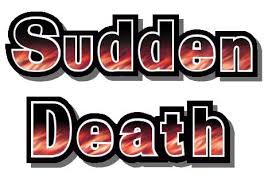 Image result for sudden death