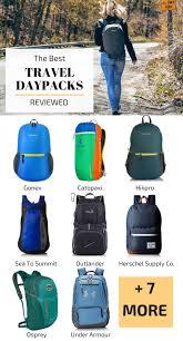 Best Travel Daypack 2019 Comparison Chart Reviews